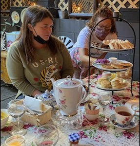 Brooklyn High Low, A Vintage Lover's Afternoon Tea Spot by the Park