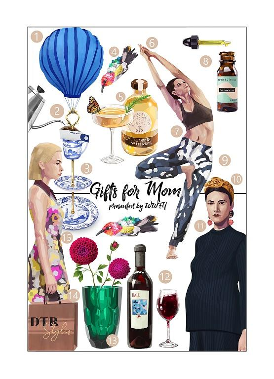 Official Gifts for Mom by Women-Owned Businesses - Pre-Mother's Day Feature in InStyle!!