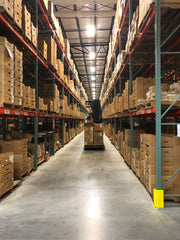 inside replacements warehouse!