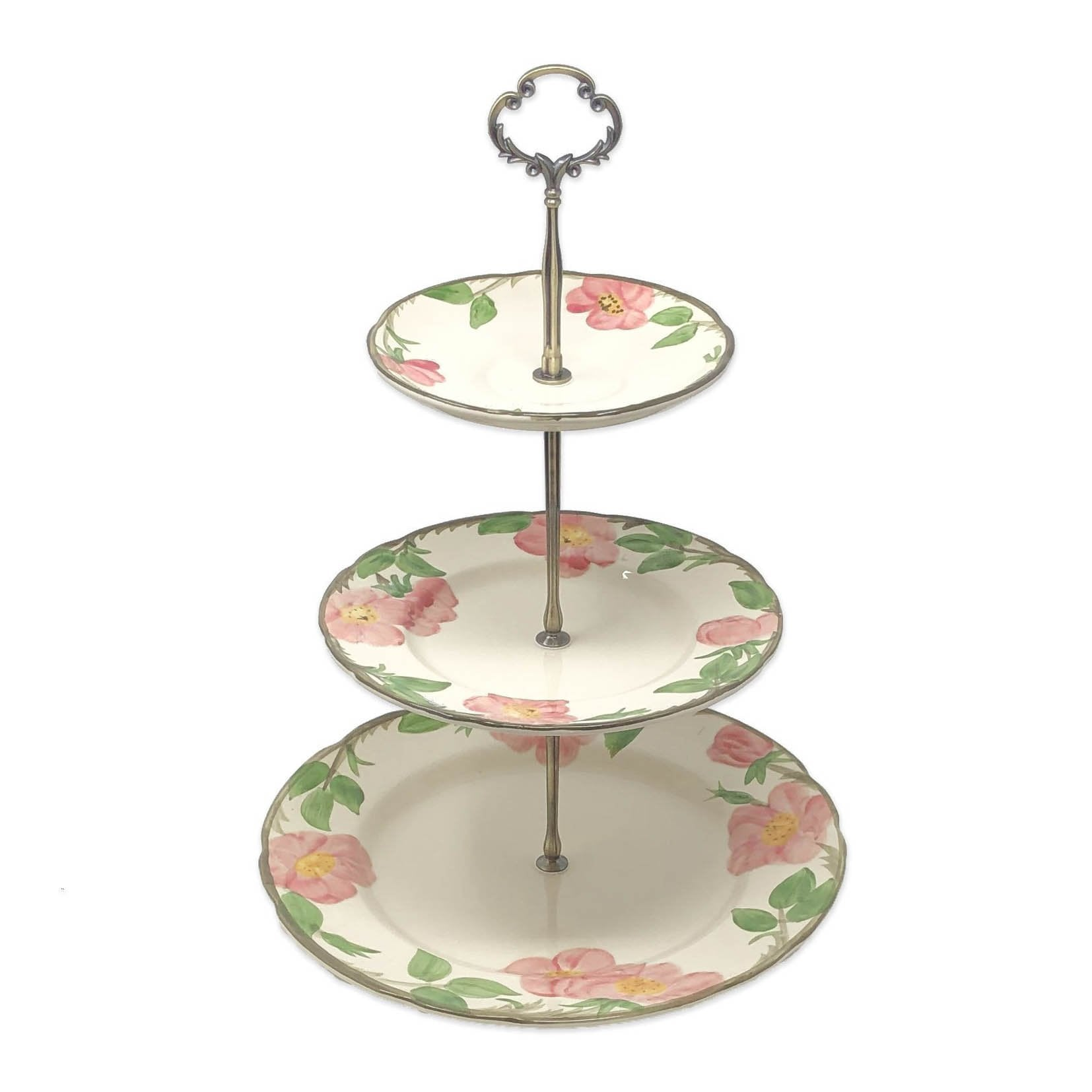 Franciscan Desert Rose | 3-Tier | Franciscan - The Brooklyn Teacup