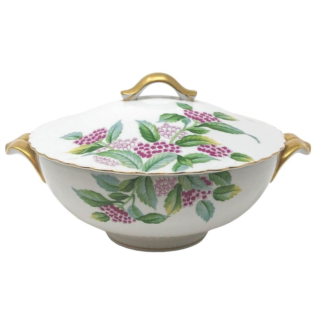 Gloria Victorian | Covered Casserole Dish | The Brooklyn Teacup - The Brooklyn Teacup