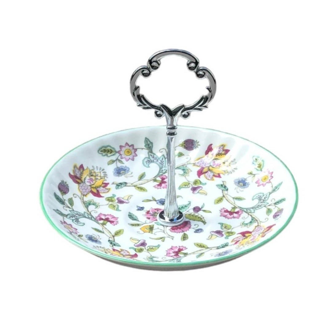 Haddon Hall Minton | Ring Dish | Minton - The Brooklyn Teacup