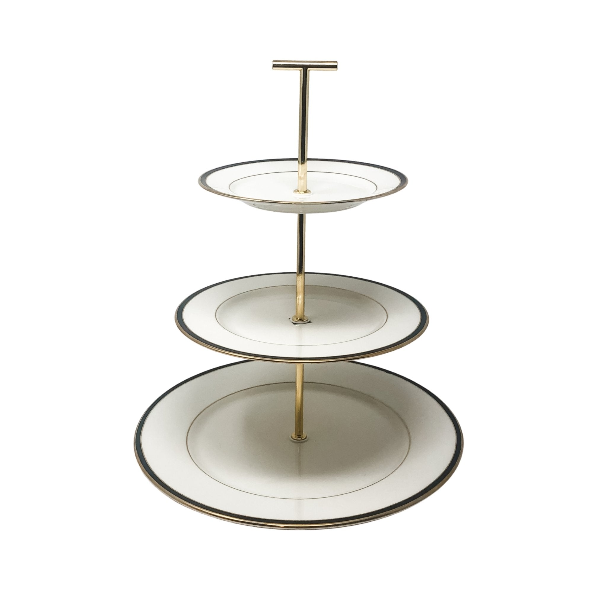 Lenox Urban Lights | 3-Tier | Lenox - The Brooklyn Teacup