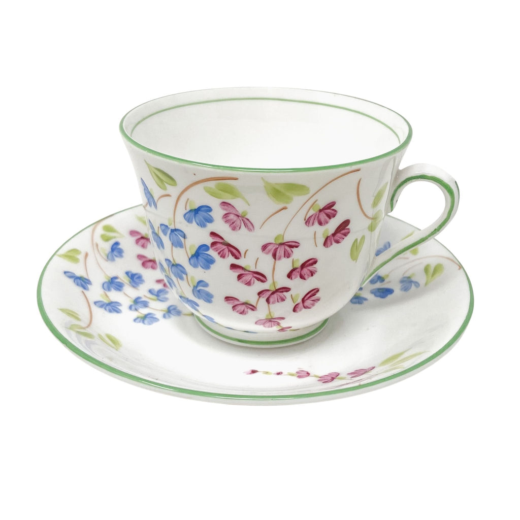 Phoenix Spring | Teacup & Saucer | Phoenix - The Brooklyn Teacup