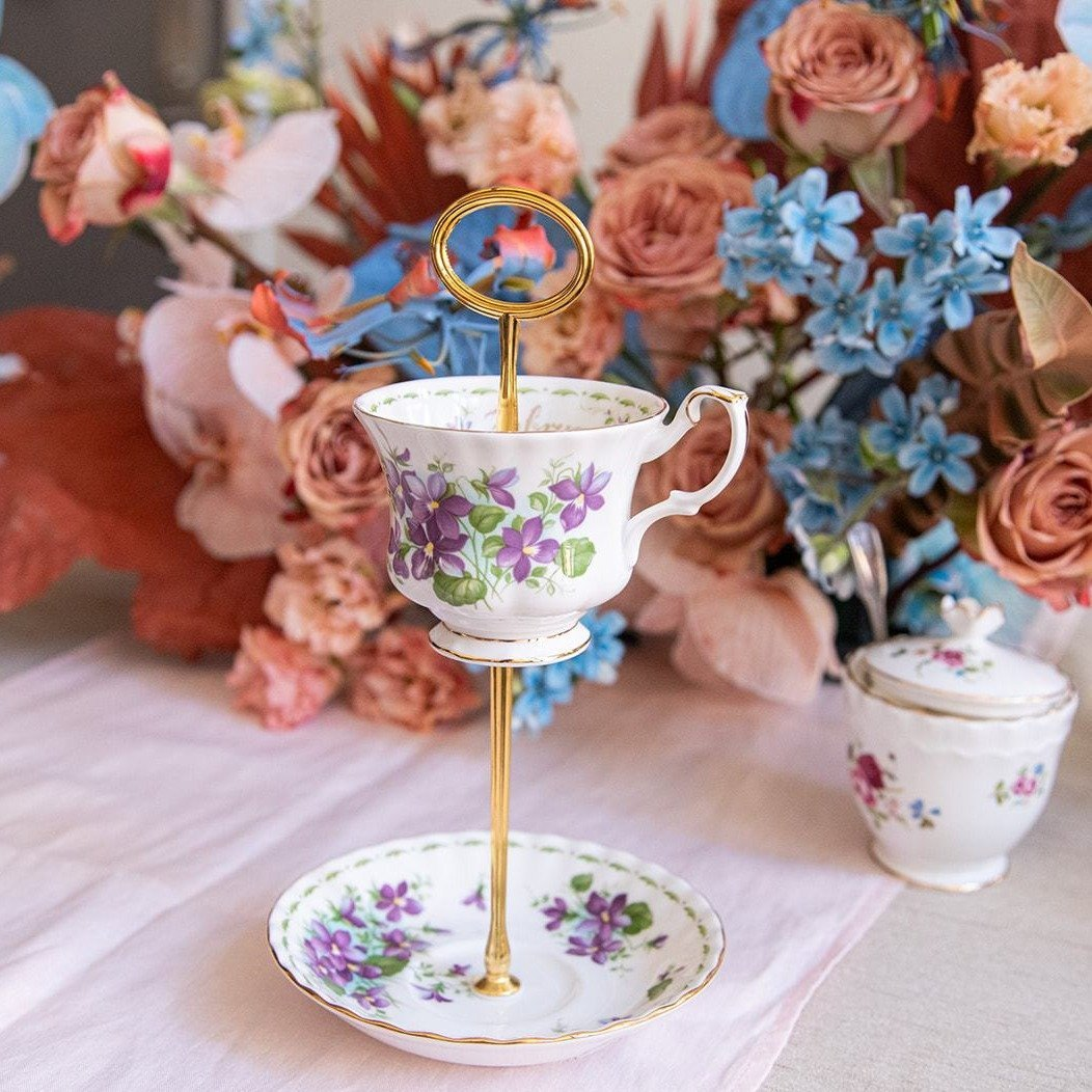 "Royal Albert ""February"" 