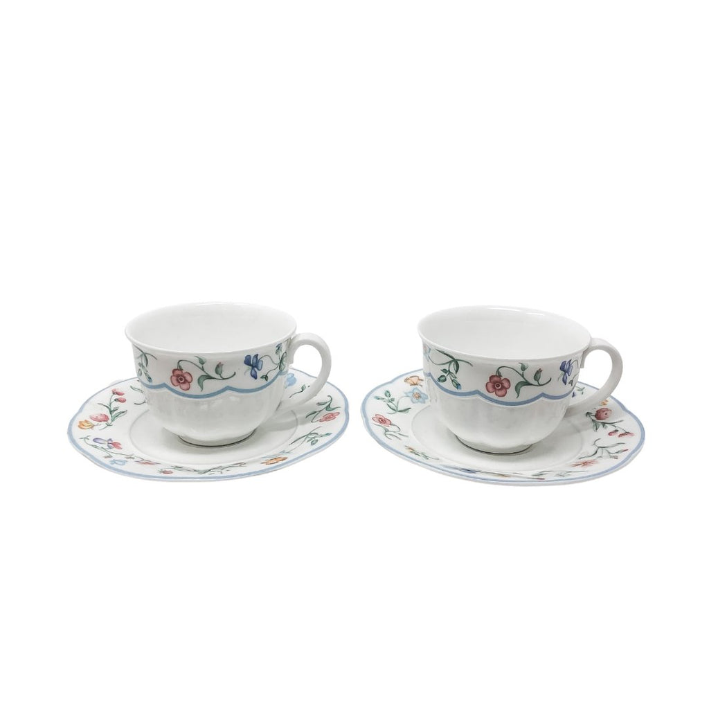Villeroy & Bach Mariposa | Teacup & Saucer (Set of 2) | Villeroy & Boch - The Brooklyn Teacup