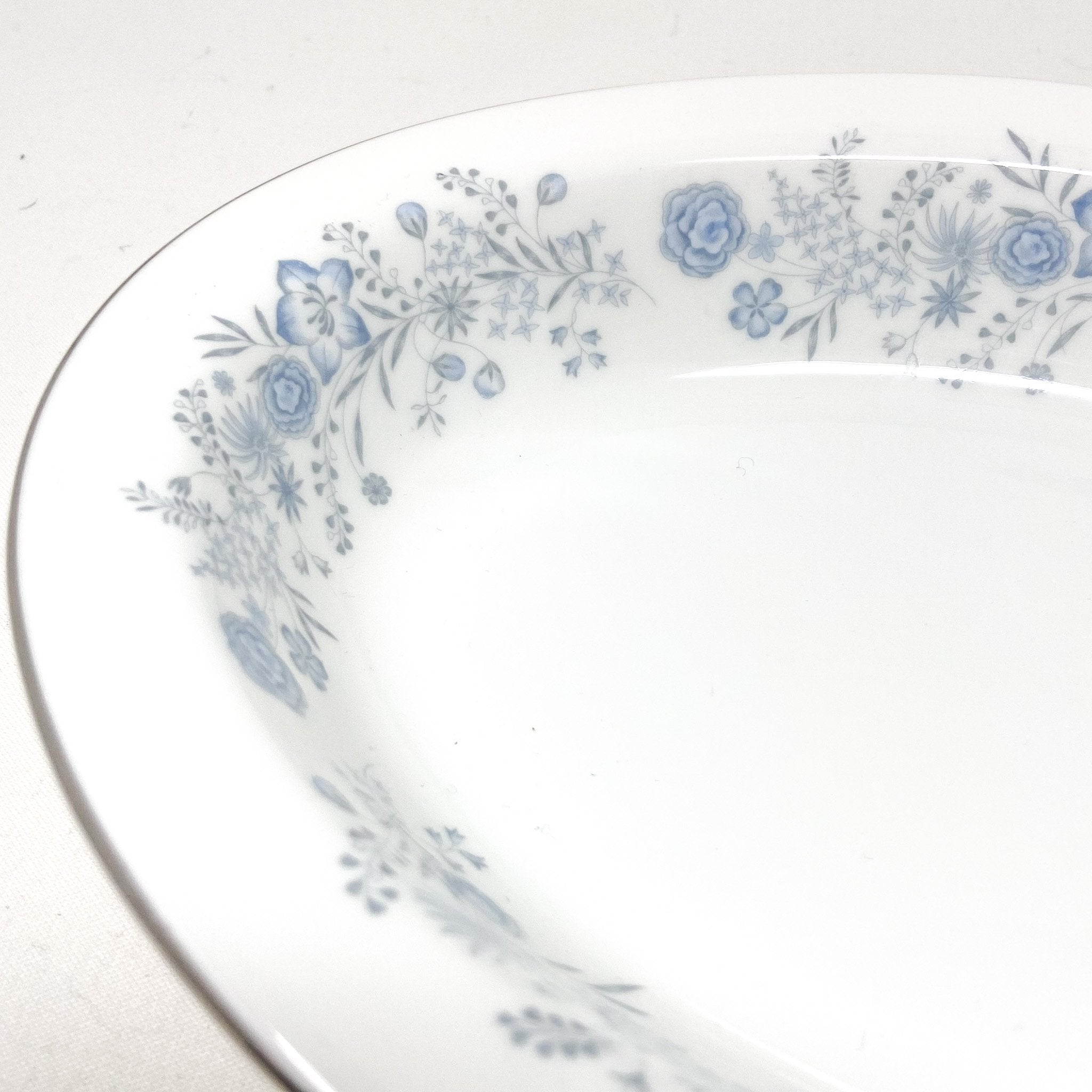 Wedgwood Belle Fleur | Vegetable Bowl | Wedgwood - The Brooklyn Teacup