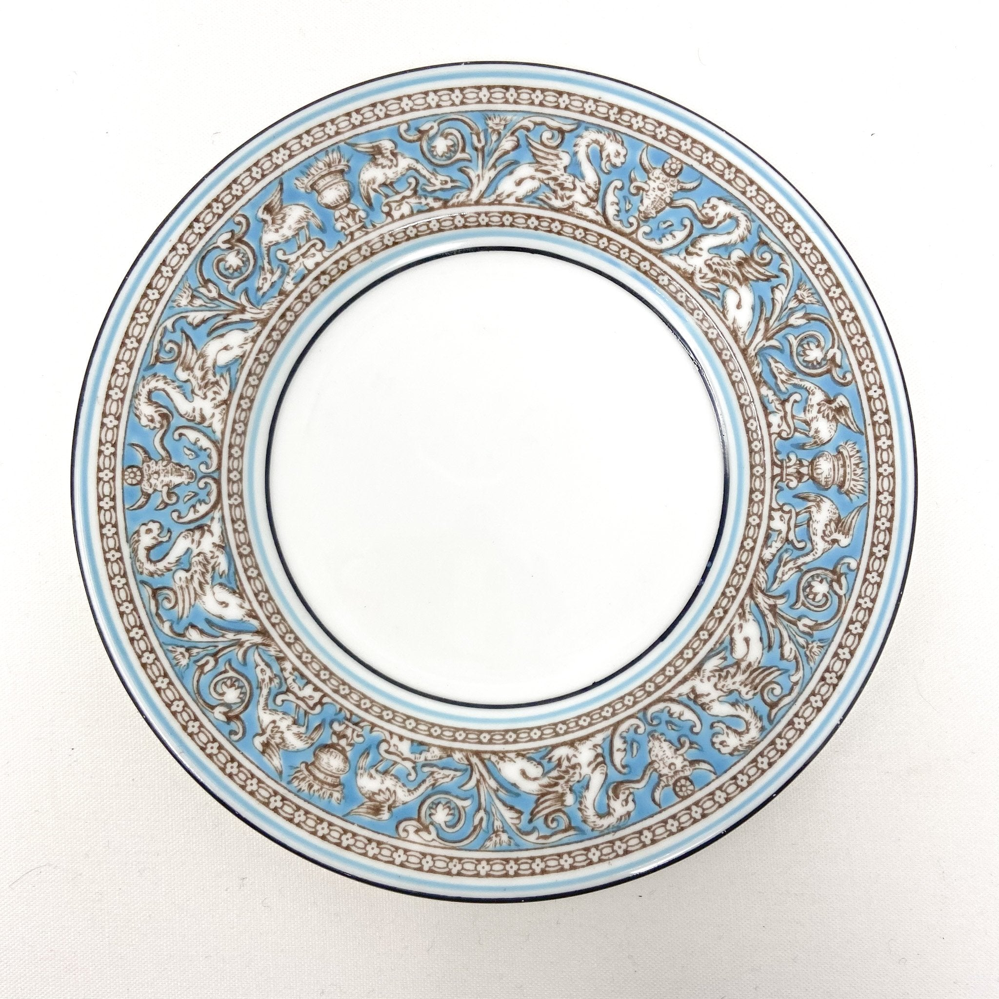 Wedgwood Florentine | Bread & Butter Plate | Wedgwood - The Brooklyn Teacup