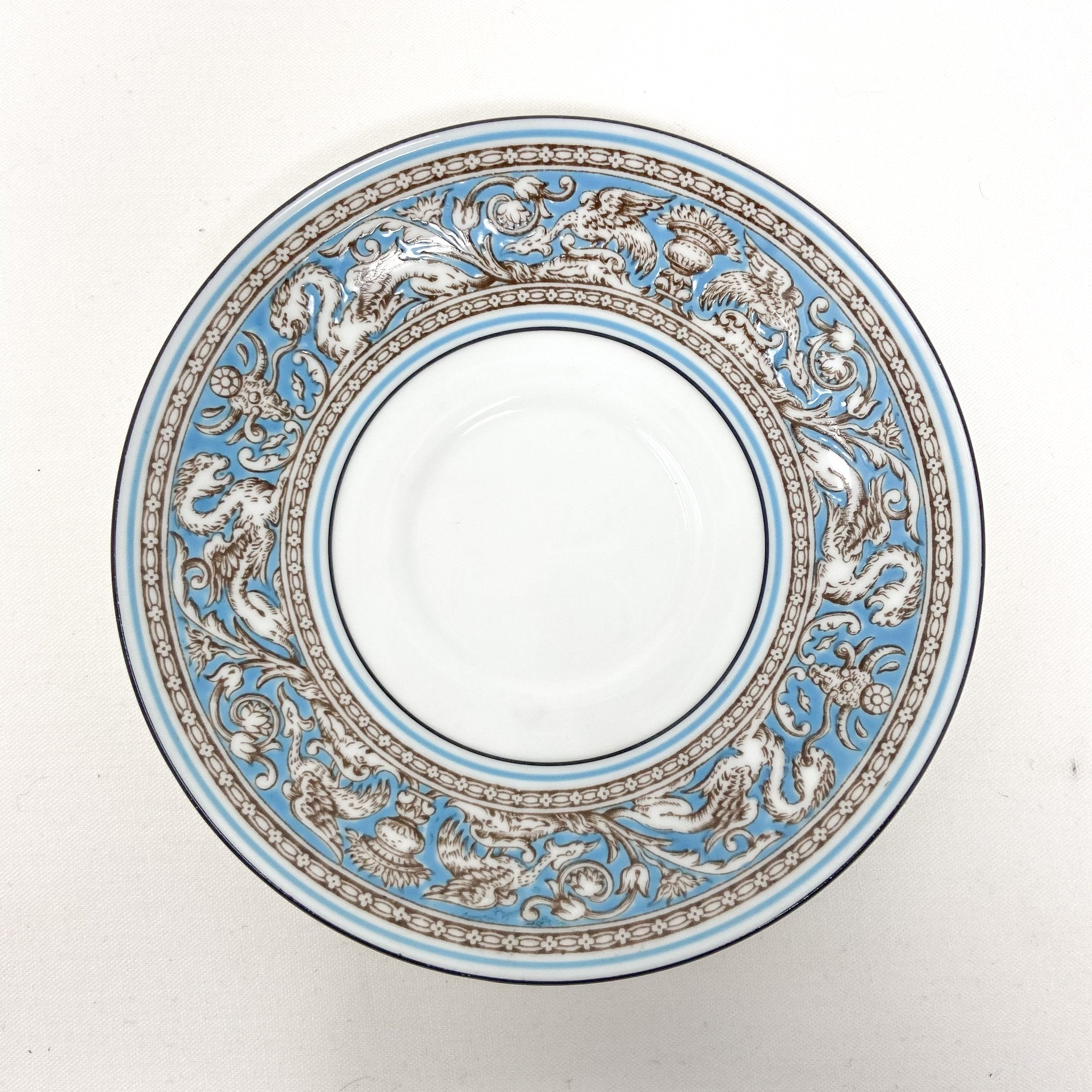 Wedgwood Florentine | Saucer | Wedgwood - The Brooklyn Teacup