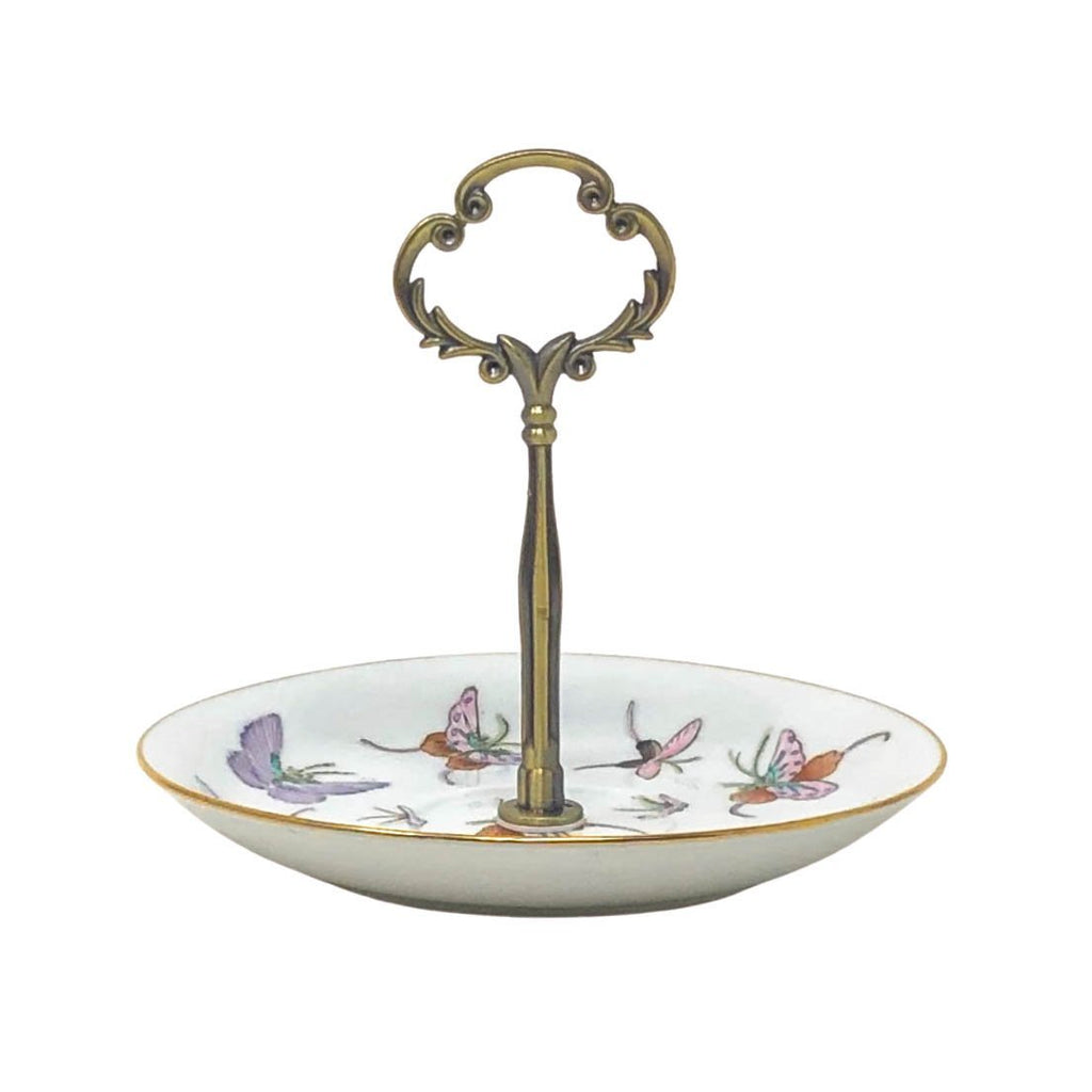 Whimsical Butterfly | Ring Dish | Unknown - The Brooklyn Teacup