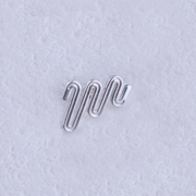 Electric Path Earrings - Sterling Silver