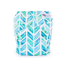 Eco Naps OSFM Cloth Nappy - Adventure Arrow