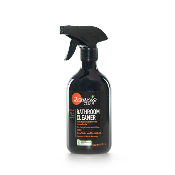 ORGANIC CLEAN - Bathroom Cleaner