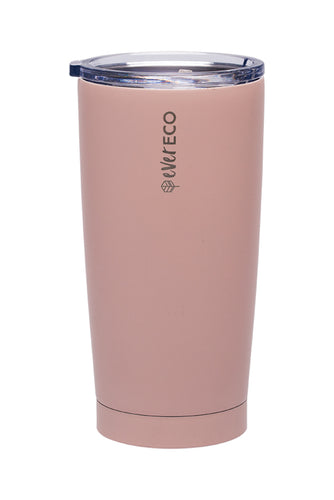 EVER ECO Insulated Tumbler Brushed Rose - 592ml