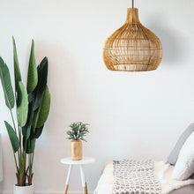 Load image into Gallery viewer, Inka Natural Rattan Pendant Light (PRE-ORDER)