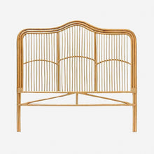 Load image into Gallery viewer, Ambara Natural Rattan Headboard (PRE-ORDER)