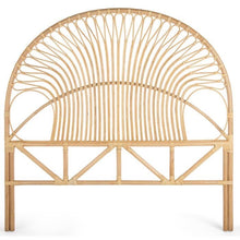 Load image into Gallery viewer, Bahama Natural Rattan Headboard (PRE-ORDER)