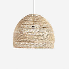 Load image into Gallery viewer, Anka Rattan Pendant Light (PRE-ORDER)