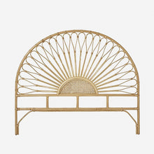 Load image into Gallery viewer, Abaca Rattan Headboard (PRE-ORDER)