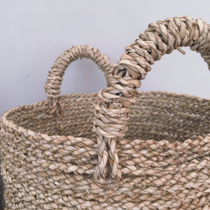 Set of 3 Berawa Handwoven Basket