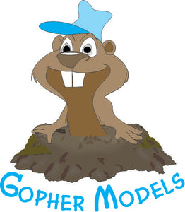 Gopher Models & Badgerbits