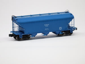 FRH Cement Hopper (PTC Blue) - 1970s onwards