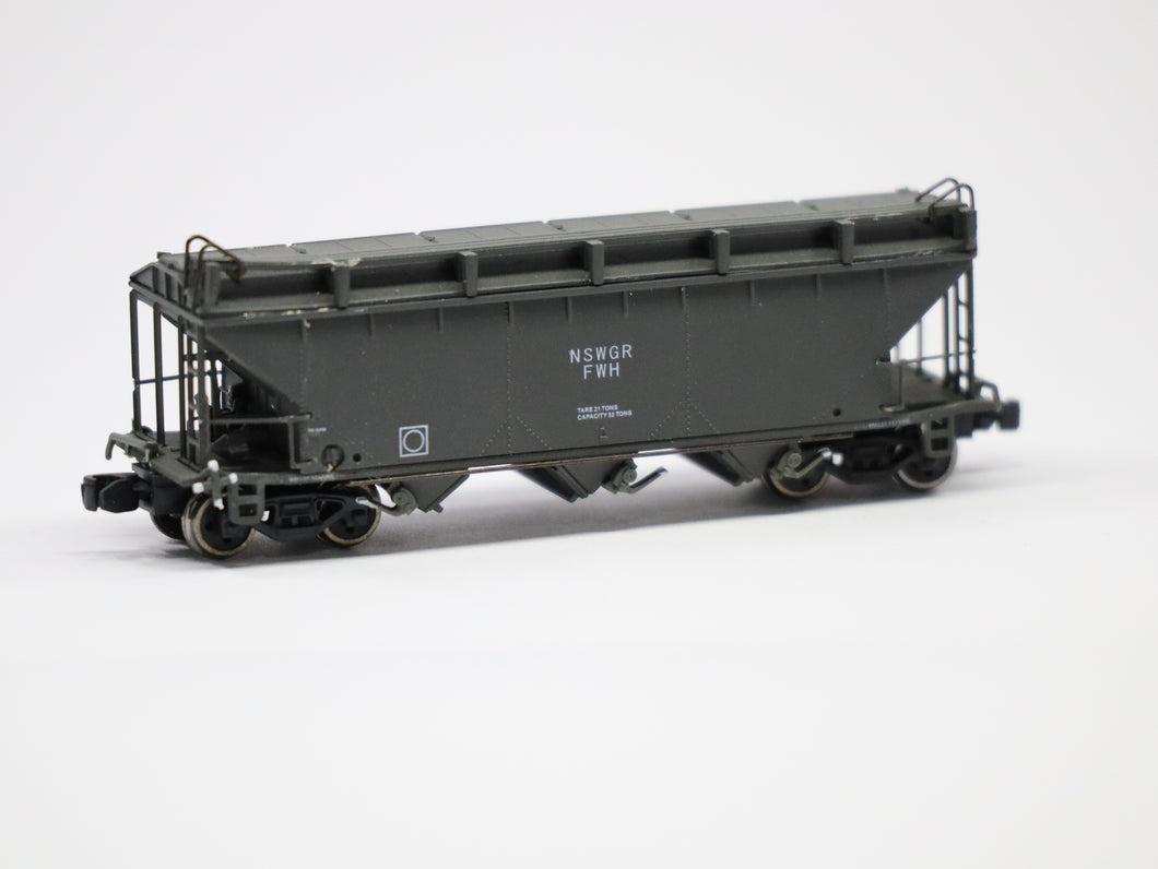 FWH Wheat Hopper (Grey) - 1951 onwards
