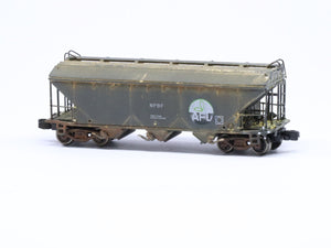 NPBF Fertilizer Hopper (Grey) - 1982 onwards