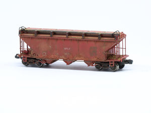 NPLF Cement Hopper (Red) - 1982 onwards