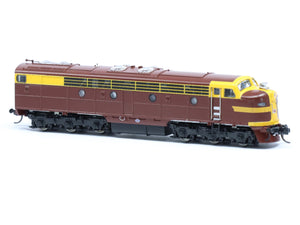 NSW 42 Class Indian Red Austerity EMD