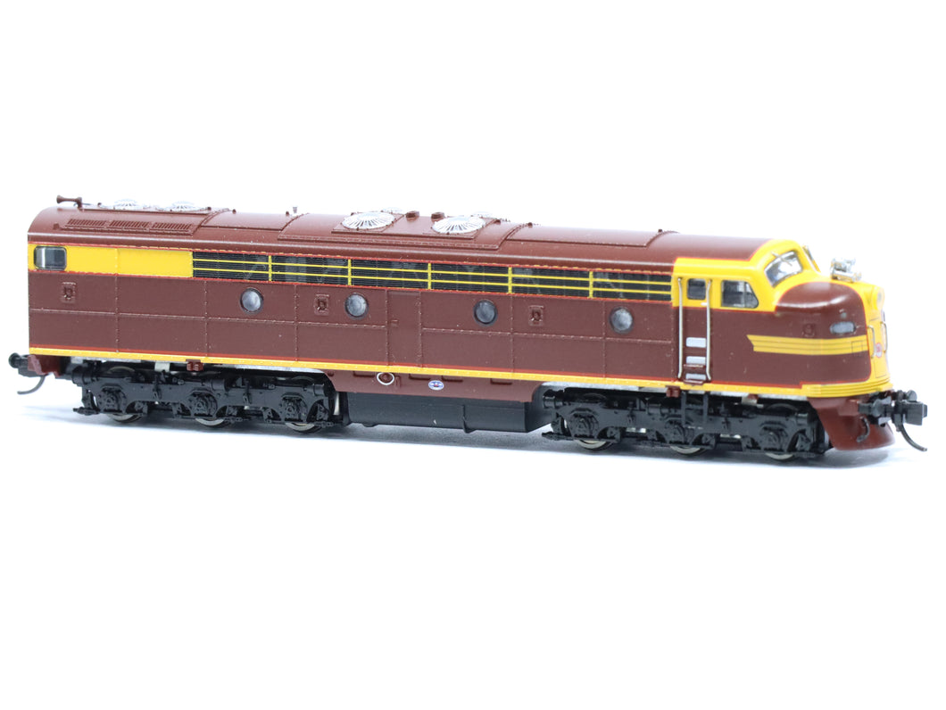 NSW 42 Class Indian Red EMD