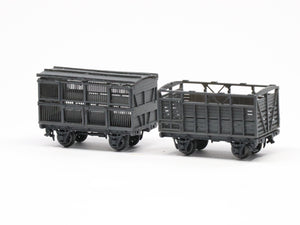 NSWGR CW 4-wheel cattle wagon