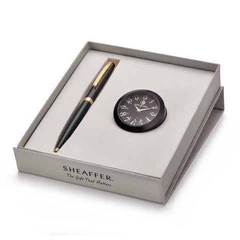 Pen and table clock gift combo- personalised gifts online