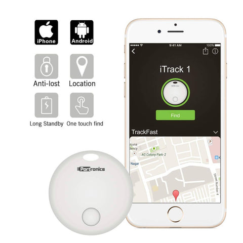 Portronics - I Track 1 Smart Tracker