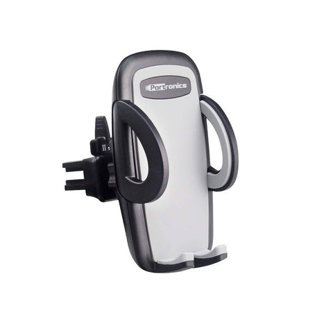 Portronics - Clamp X Car-Vent Mobile Holder