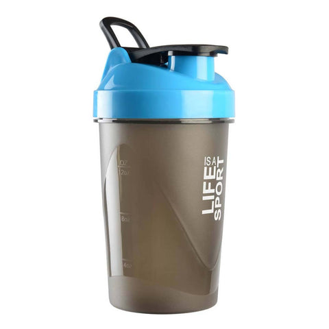 Mini Shaker with Handle - Blue