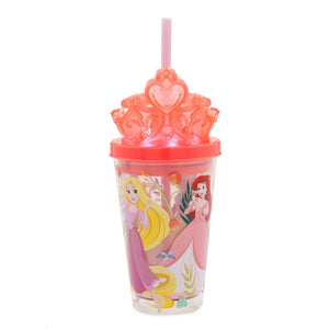 Disney Princess Light-Up Tumbler with Straw