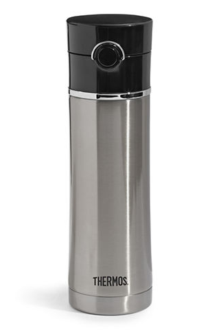 Stainless Steel Tumbler with Tea Infuser