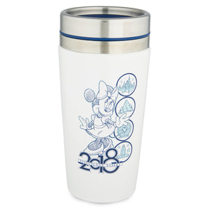 Minnie Mouse Travel Tumbler