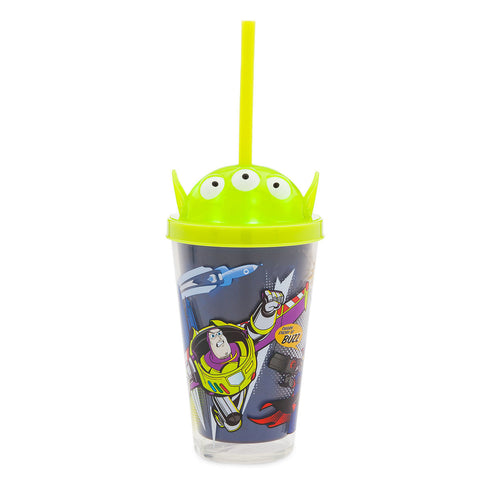 Buzz Lightyear Light-Up Tumbler with Straw