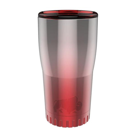 OMBRÉ RED 20OZ DOUBLE WALL STAINLESS TUMBLER