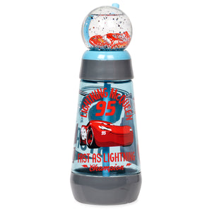 Cars Snow globe Tumbler with Straw
