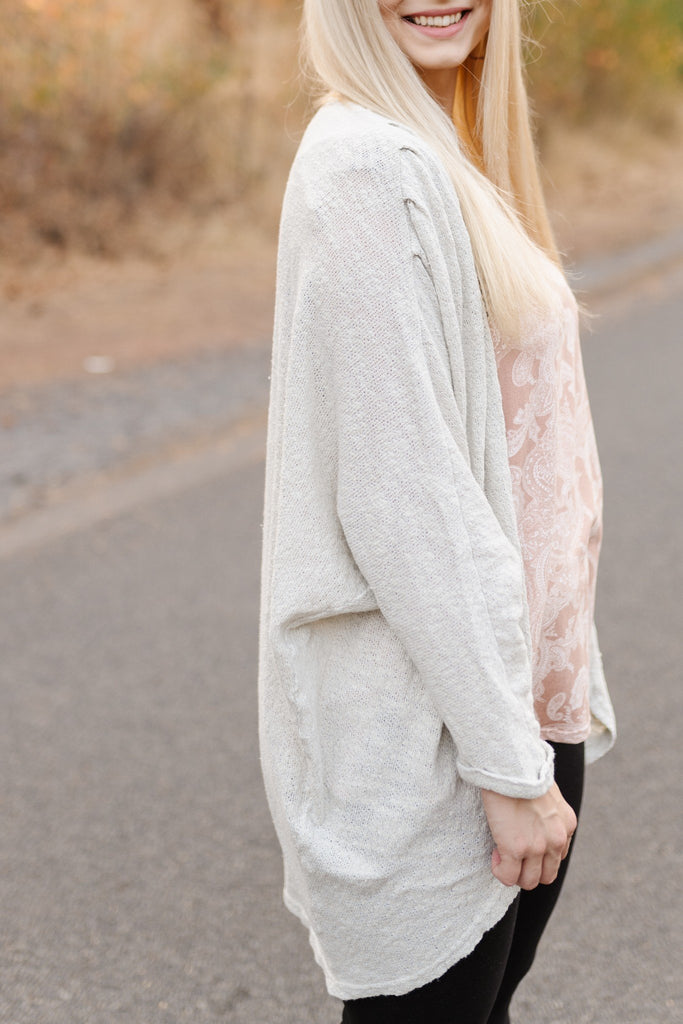 Feeling Neutral Cardigan