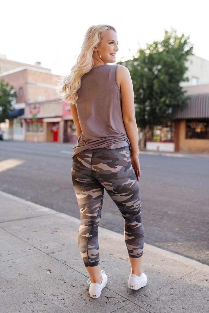 Everybody's Favorite Camo Capri's