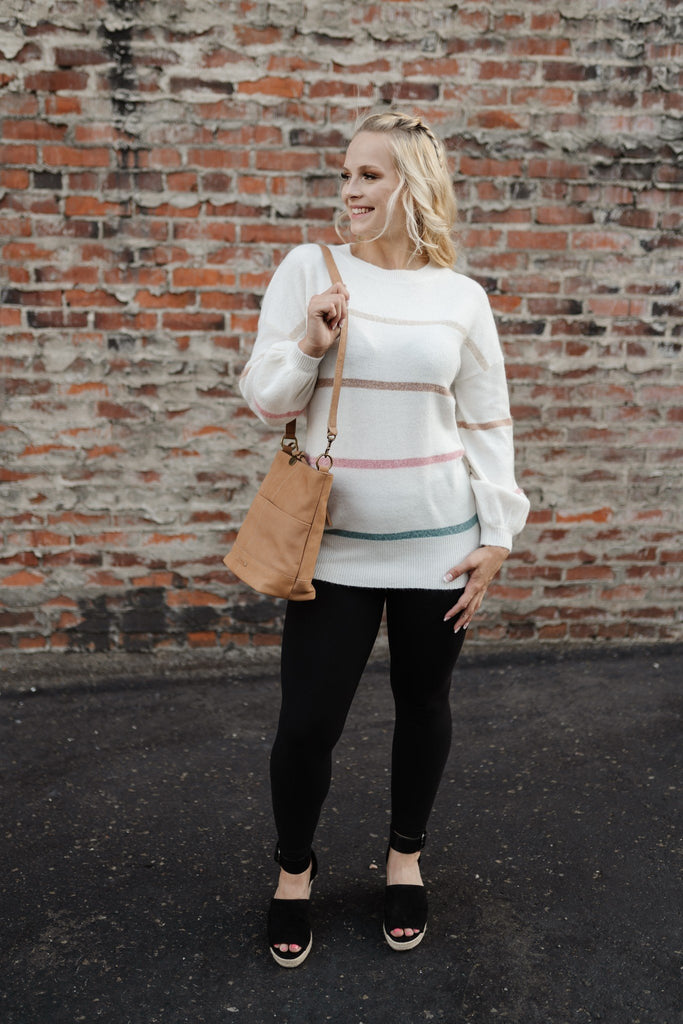 The Stripes Have It All Sweater