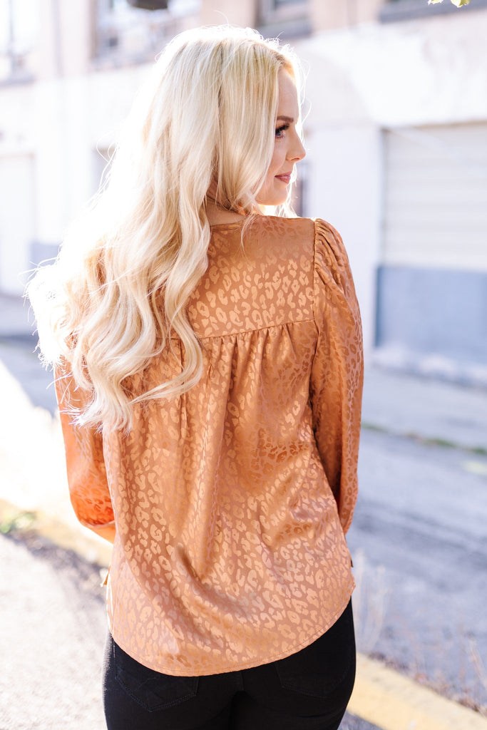 Penny For Your Thoughts Blouse