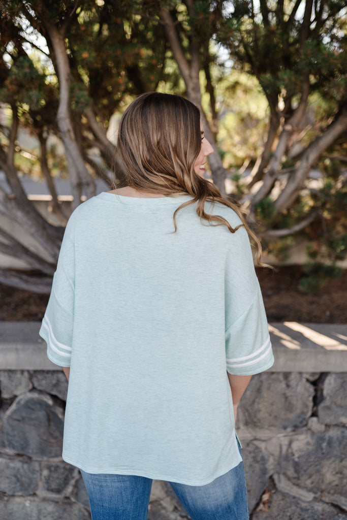 Magical Mint Top
