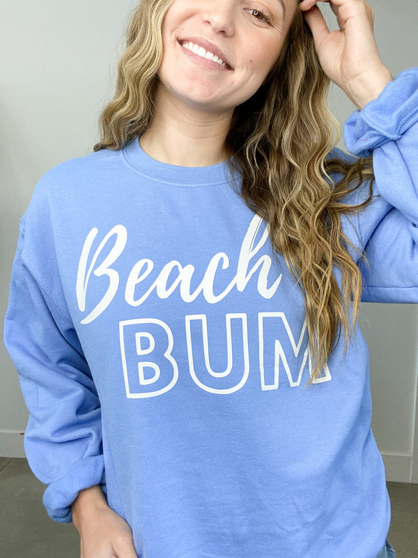 Beach Bum Crewneck