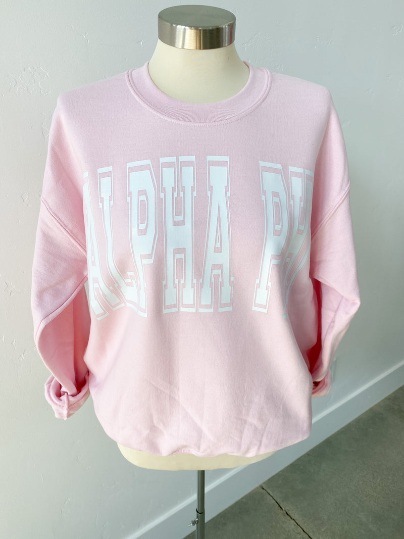 Custom Sorority Crewneck