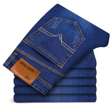 Load image into Gallery viewer, Stretch Slim Jeans Denim